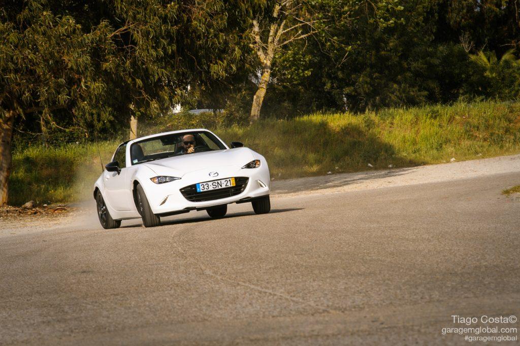 Mazda MX-5 RF – Recordar o prazer de conduzir