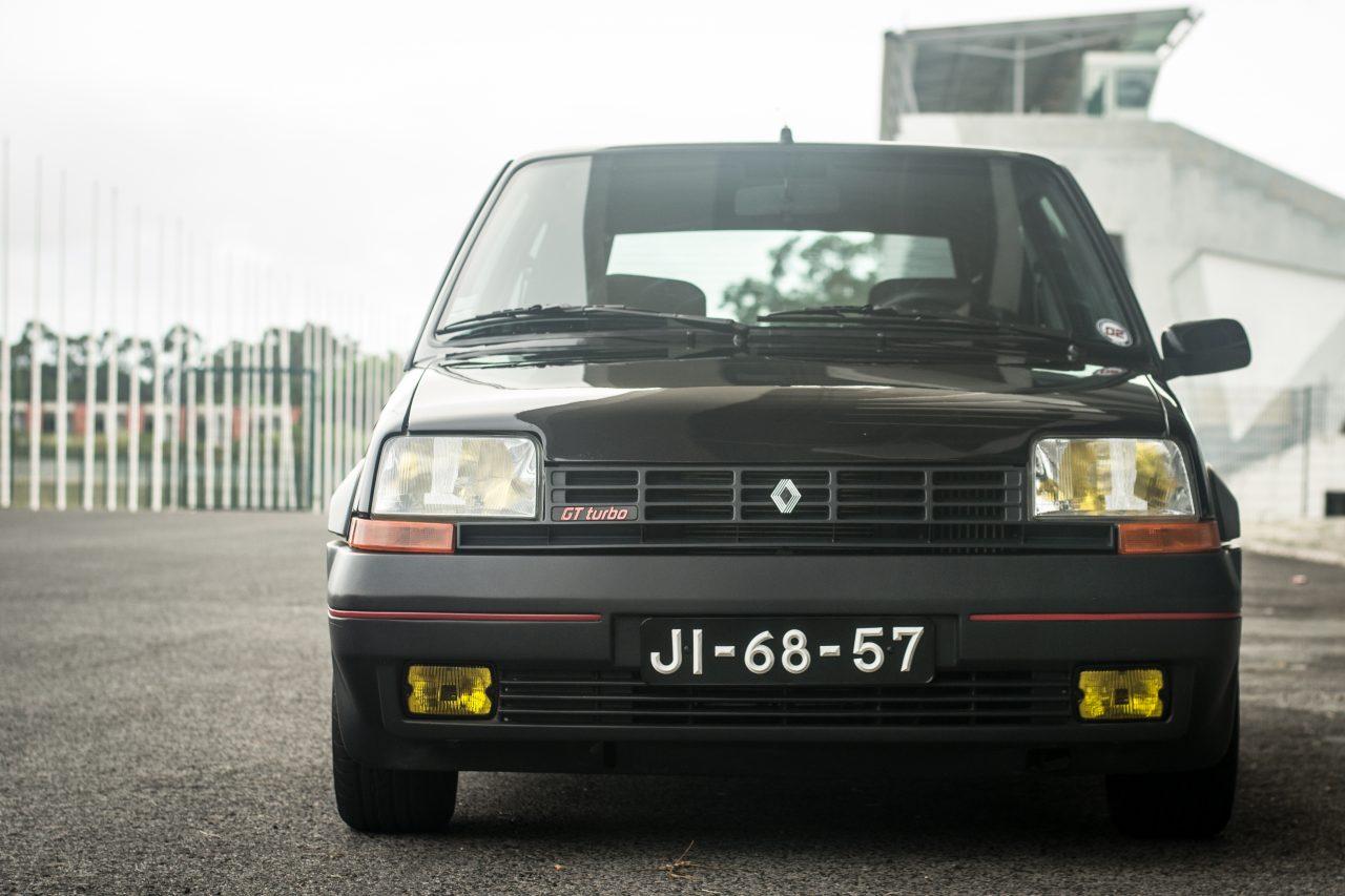 Renault 5 GT Turbo, um ícone da década de 80